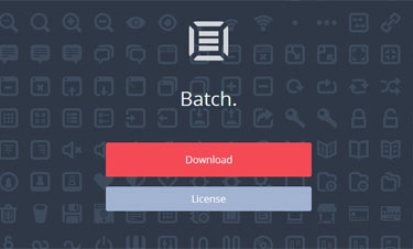 300 free photoshop vector icons for web and user interface design batch icons مجموعه 300 آیکون زیبا با نام Batch