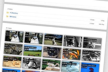 Aberrant File Browser script اسکریپت فایل دایرکتوری Aberrant File Browser