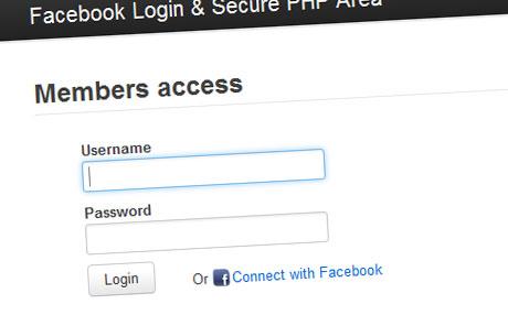 اسکریپت ورود و عضویت کاربران Secure PHP Area