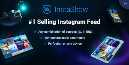نمایش تصاویر اینستاگرام در وردپرس با افزونه InstaShow