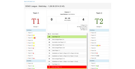 اسکریپت شرح و تفسیر زنده نتایج بازی فوتبال LMCS نسخه ۱٫۶٫۰