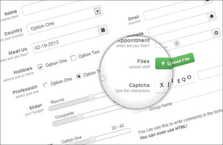 اسکریپت مدیریت و ساخت فرم nForms