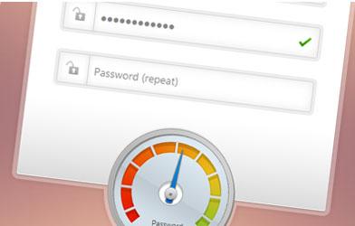pass اسکریپت نمایشگر میزان امنیت رمز های عبور در سایت