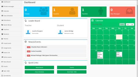 سیستم مدیریت مدارس و آموزشگاه Schoex نسخه 1.4