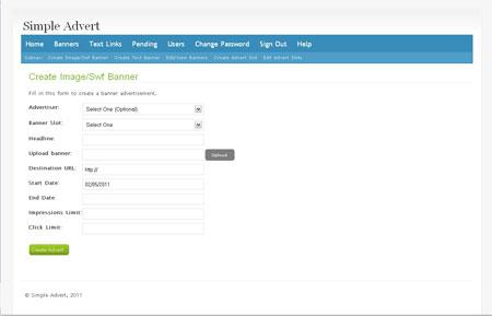 اسکریپت مدیریت تبلیغات Simple Advert نسخه 3.0 - پرشین اسکریپتپرشین اسکریپت را در تلگرام دنبال کنید