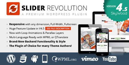 slider revolation4.6 ایجاد اسلایدر حرفه ای در وردپرس با Slider Revolution نسخه 4.6