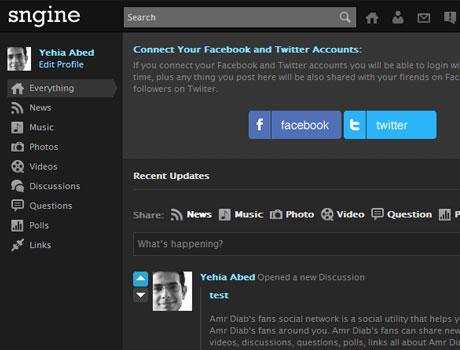 اسکریپت جامعه مجازی شبیه فیسبوک Sngine نسخه 1.8