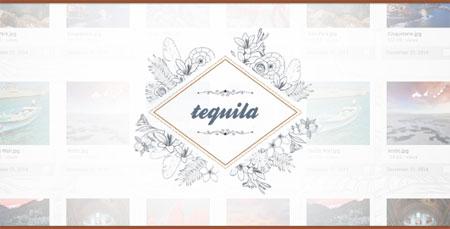 اسکریپت آپلود و اشتراک گذاری فایل Tequila نسخه 1.5