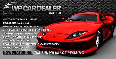 تبدیل وردپرس به فروشگاه خودرو با WP Car Dealer نسخه 2.1