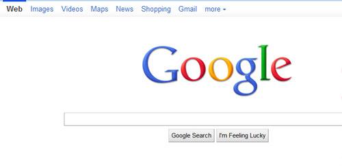 آموزش ساخت منوی سایت گوگل – Google