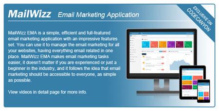 اسکریپت ایمیل مارکتینگ MailWizz نسخه 1.3.3