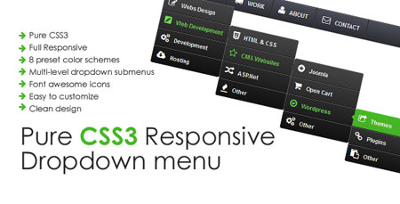 http://dl.persianscript.ir/img/pure-css3-menu-dropdown.jpg