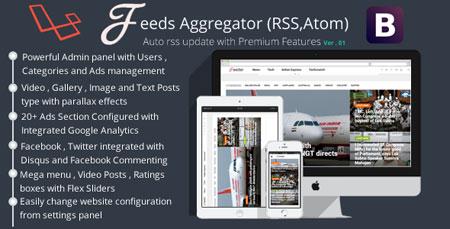 اسکریپت خبرخوان و خبرگزاری اتوماتیک RSS News – Autopilot نسخه 2.5