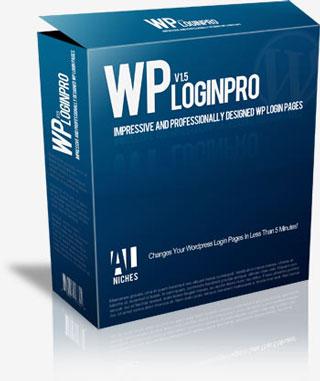 با WP Login Pro ظاهر ورود وردپرس را تغییر دهید!
